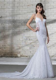 LOVE by Pnina Tornai for Kleinfeld 14678 Sheath Wedding Dress