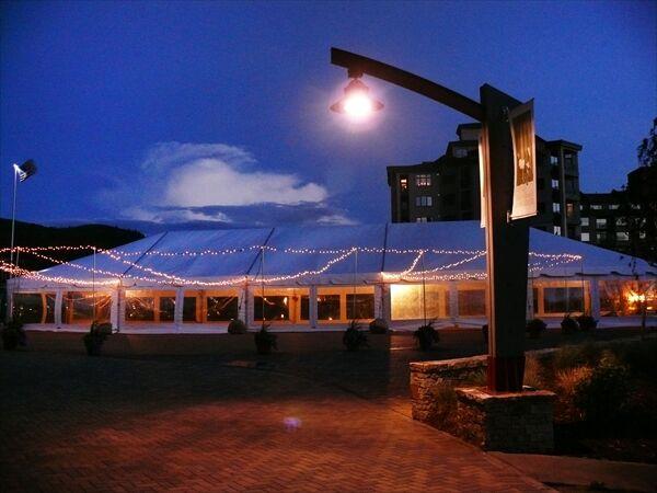 Torian Plum Event Tent By Wyndham Vacation Rentals
