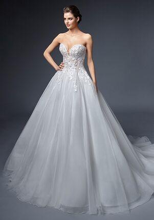 ÉLYSÉE GENEVIÈVE A-Line Wedding Dress
