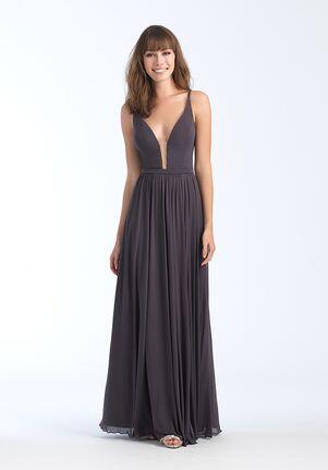 Allure Bridesmaids 1557 V-Neck Bridesmaid Dress