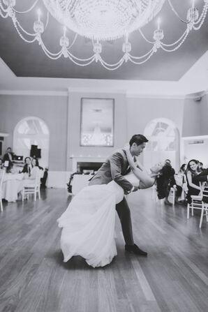 Highlands Country Club Wedding Reception