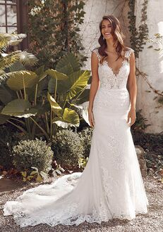Justin Alexander Arielle Wedding Dress