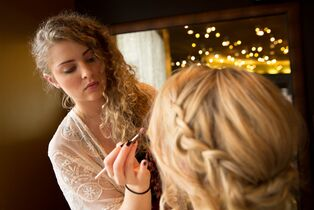 Ballew bridal and formal salon collierville tn made up and cuttin up junglespirit Image collections