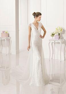 Adriana Alier Zair Mermaid Wedding Dress