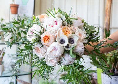 A Pretty Flower by A&A Floral Arts