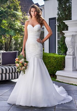 Jasmine Bridal F221053 Mermaid Wedding Dress