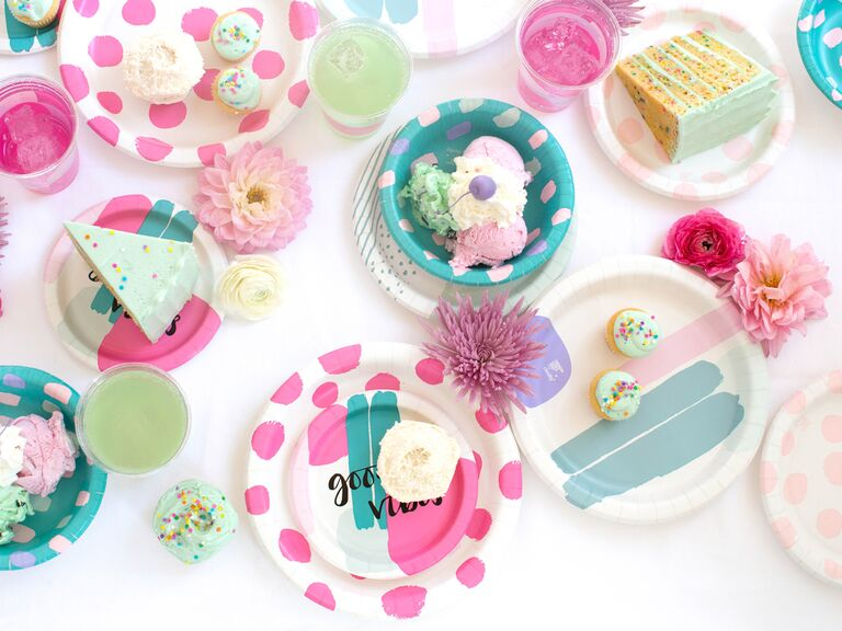 DesignLoveFest Just Created the Most Amazing Paper Plates