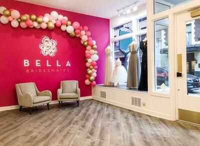 Bella Bridesmaids Grand Rapids