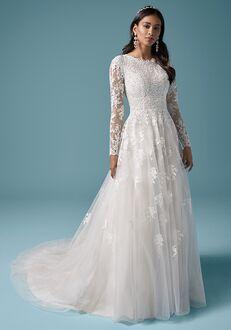 Maggie Sottero WARREN A-Line Wedding Dress