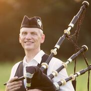 Suwanee, GA Bagpipes | Robbie Rogers - North Georgia Piper