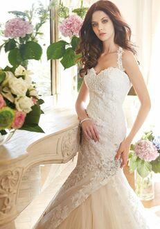Jasmine Collection F151001 Mermaid Wedding Dress