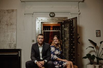 Mitch and Jenna