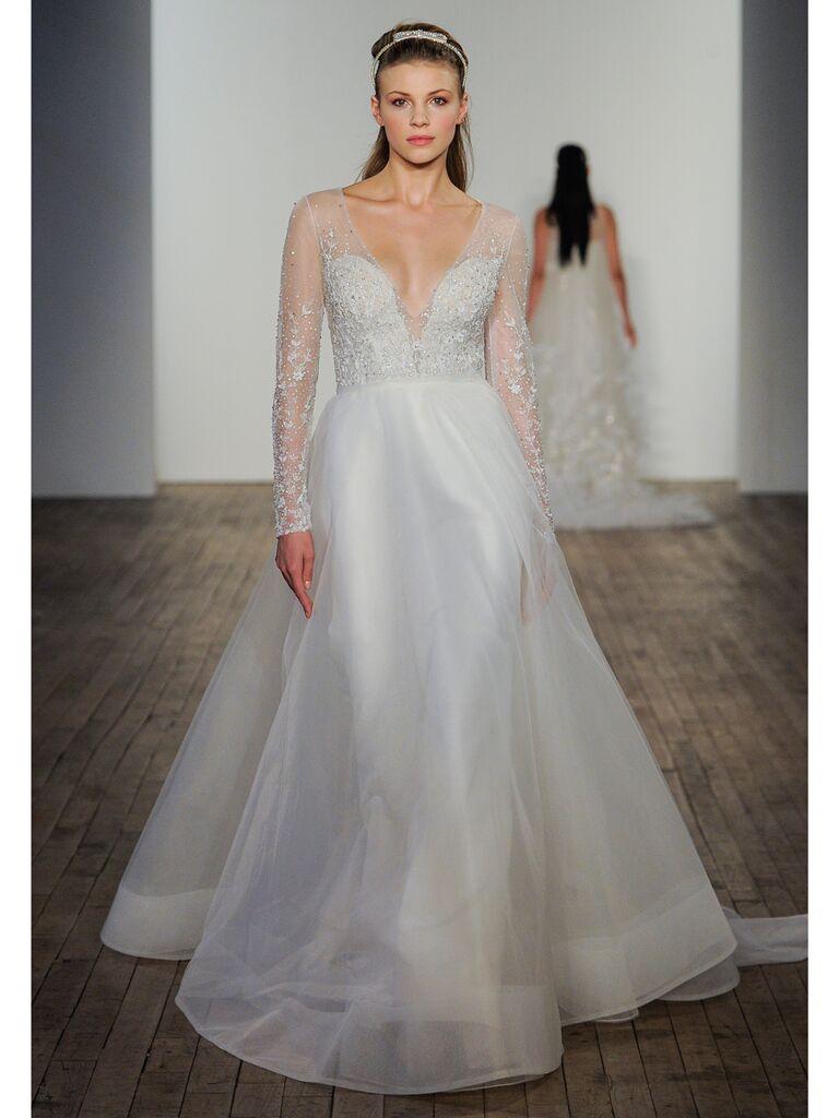 Allison Webb Wedding Dresses From Fall 2020 Bridal Fashion
