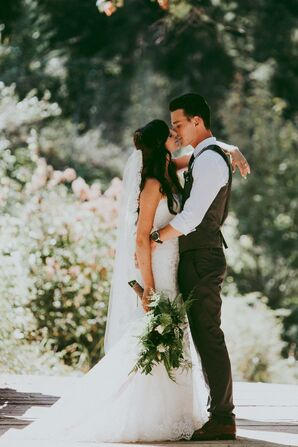 DIY Bohemian Wedding in British Columbia