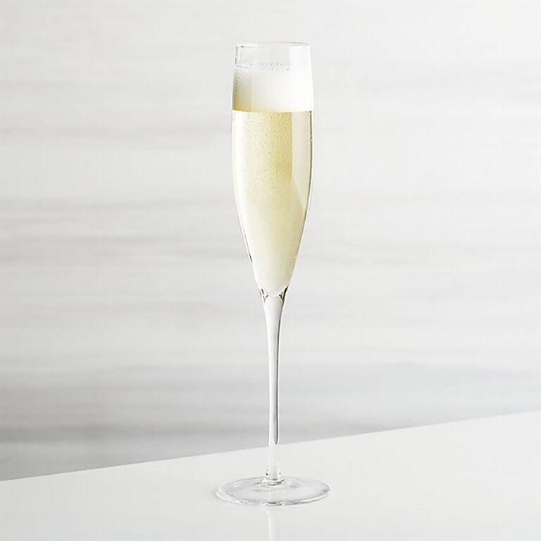 Antigo champagne glass