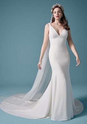 Maggie Sottero FERNANDA Sheath Wedding Dress