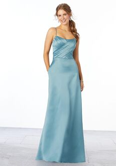 Morilee by Madeline Gardner Bridesmaids Style 21654 Square Bridesmaid Dress