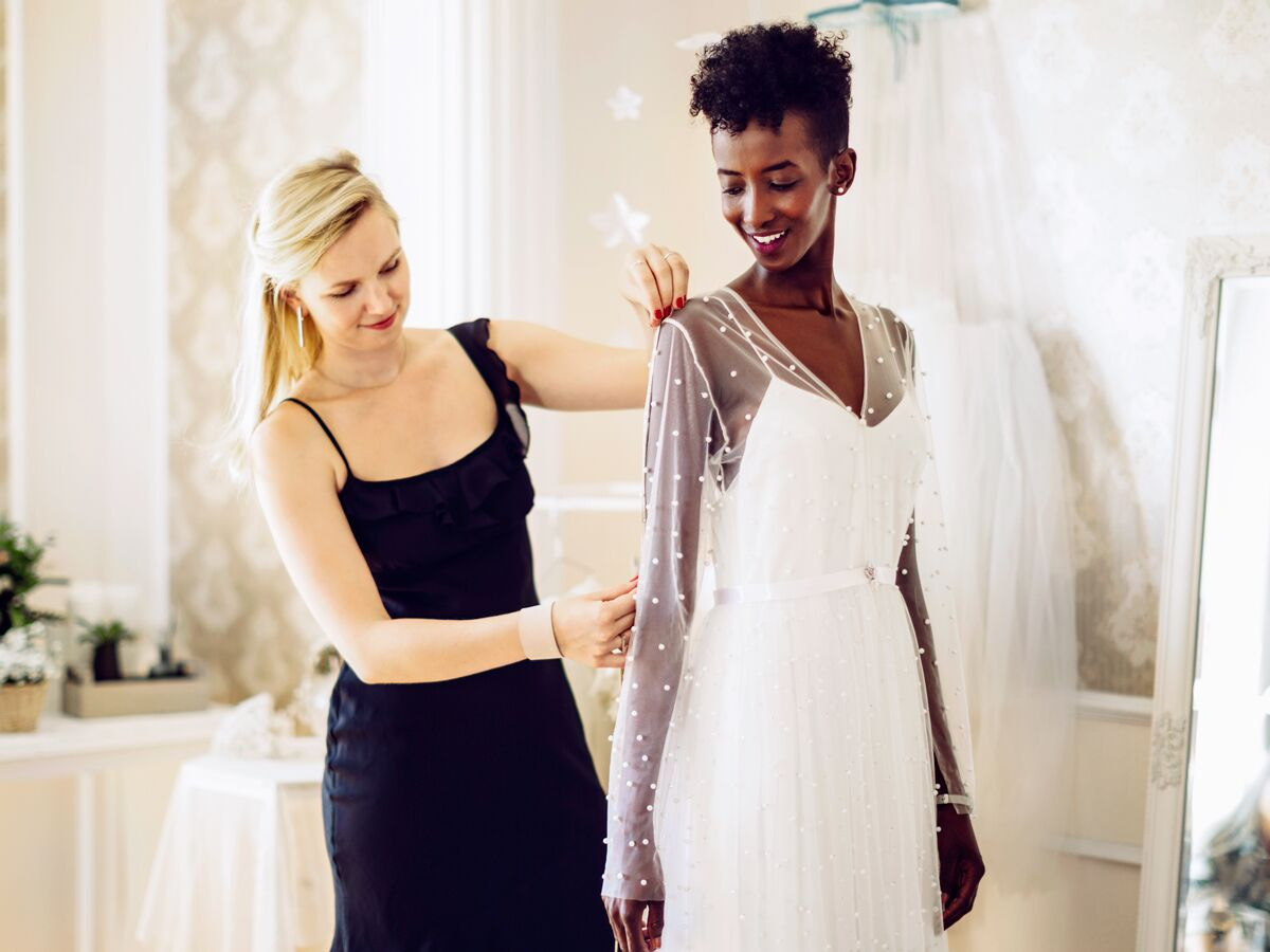 Wedding Dress Shopping What To Know About Wedding Gown Trunk Shows