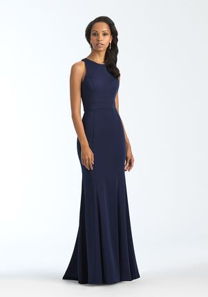Allure Bridesmaids 1561 Bateau Bridesmaid Dress