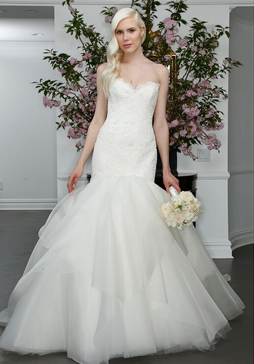 Legends Romona Keveza L6110 Mermaid Wedding Dress