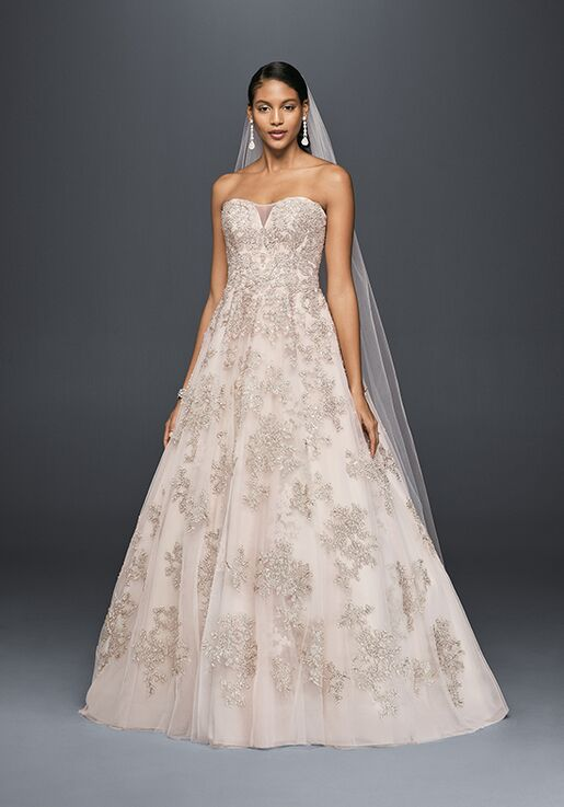 Oleg Cassini At David S Bridal Style Cwg767