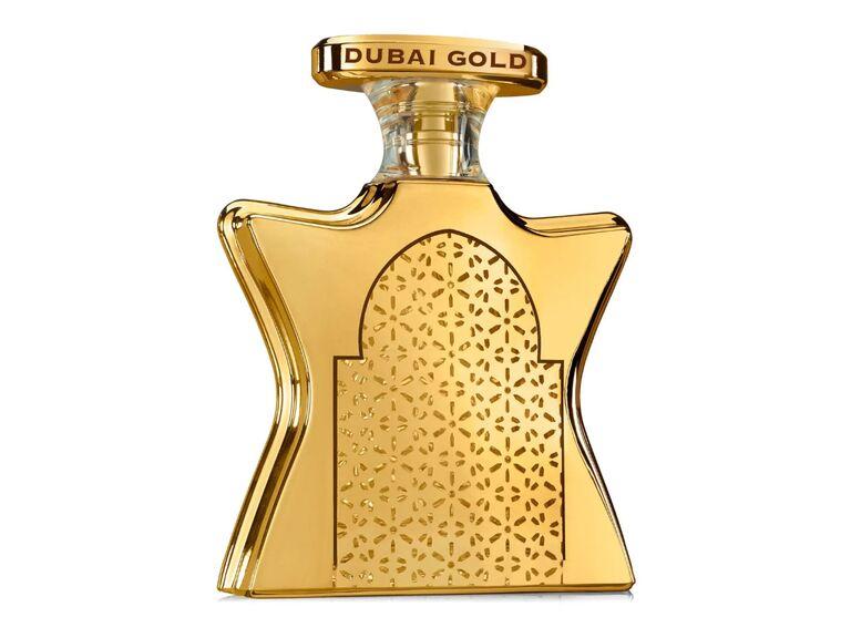 Dubai gold perfume
