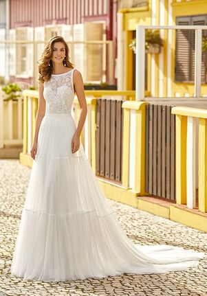 Rosa Clará Soft HASIEL A-Line Wedding Dress