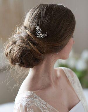 Dareth Colburn Aria Hair Pin (TP-7091) Gold, Silver Pins, Combs + Clip