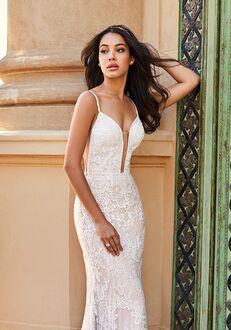 Val Stefani SANTORINI JAMES Mermaid Wedding Dress