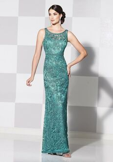 Cameron Blake 115604 Green Mother Of The Bride Dress