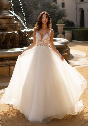 Moonlight Collection J6741 Ball Gown Wedding Dress