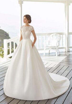Rosa Clará CALEA Ball Gown Wedding Dress