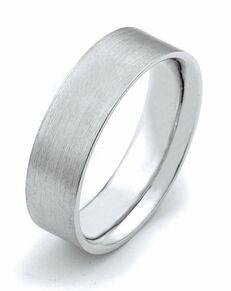 TRUE KNOTS True Man - 512DCW Palladium, Platinum, White Gold Wedding Ring