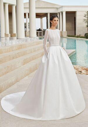 Rosa Clara Couture SENECA Ball Gown Wedding Dress