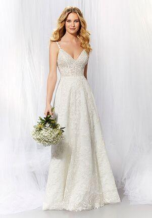 Morilee by Madeline Gardner April A-Line Wedding Dress