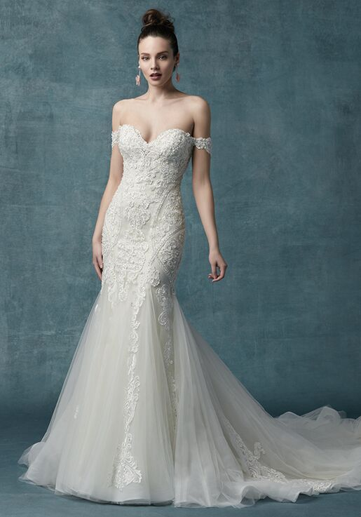 Maggie Sottero Quincy Wedding Dress