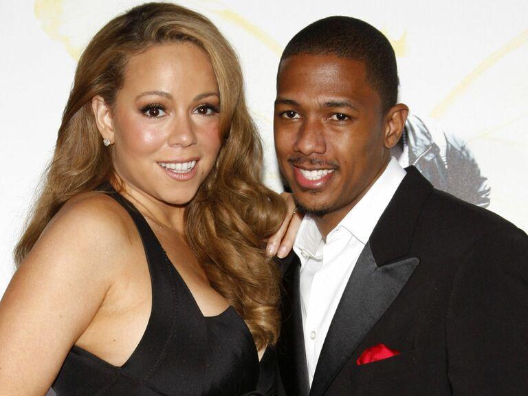 Mariah Carey and Nick Cannon