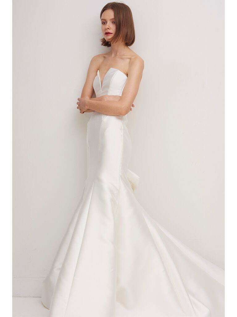 Rivini by Rita Vinieris fit and flare gown