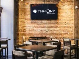 Theory - Front Area - Restaurant - Chicago, IL