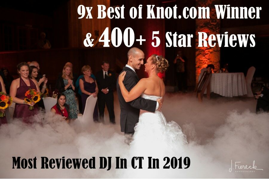 Djs In Fairfield Ct The Knot