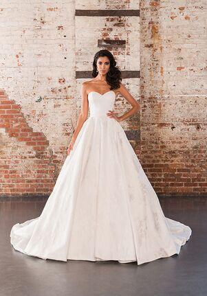 Justin Alexander Signature 9858 Ball Gown Wedding Dress