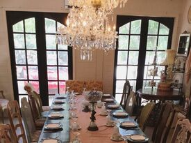 Tea Room at Cauley Square - Marie Antoinette Room - Private Room - Miami, FL