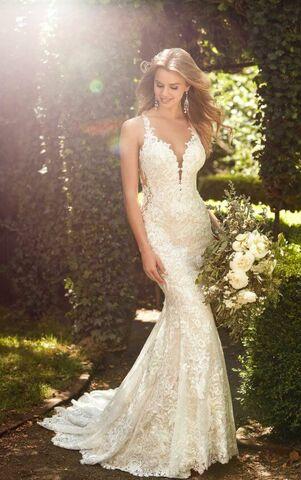 Elegant Lace Bridal Tuxedo