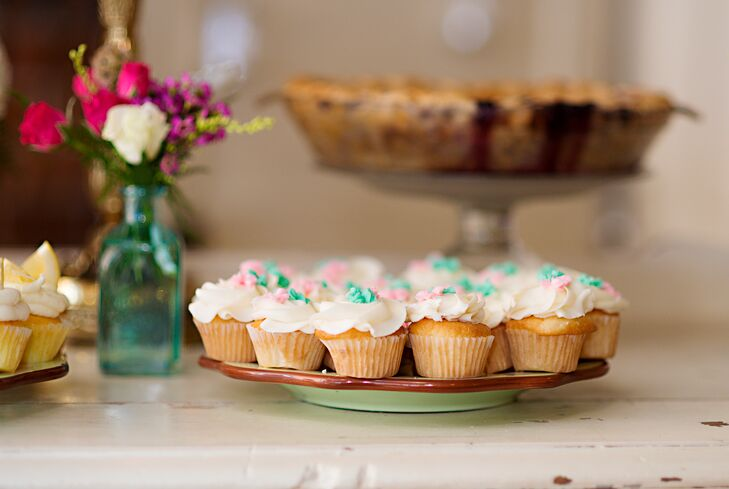 Assorted Homemade Mini Cupcakes