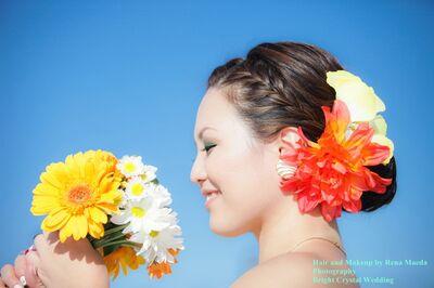 Bright Crystal Wedding LA/OC