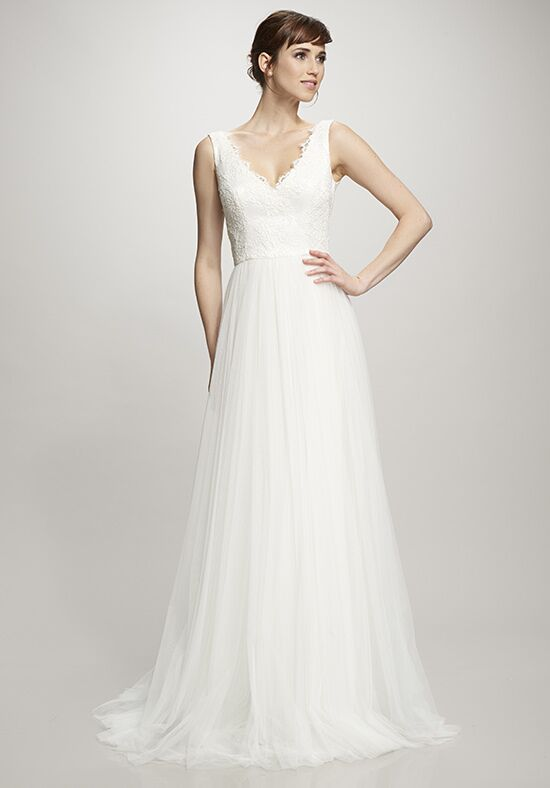 Theia eloise wedding dress the knot for Wedding registry the knot