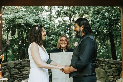 A Different Officiant