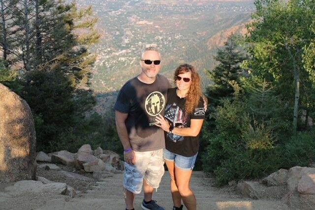 Image 1 of Christy and David