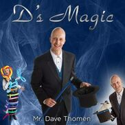 Baltimore, MD Magician | Mr. Dave Thomen of D`s Magic