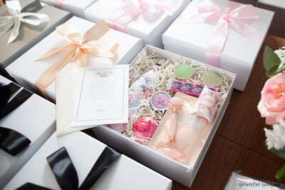 Wedding Party Gift Boxes   Grateful Gadgets